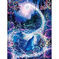 5DDIYダイヤモンド絵画星空スカイダイヤモンド刺繡フルドリルモザイクラインストーン風景クロスステッチアート家の装飾
