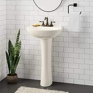 Best american standard boulevard pedestal bathroom sink set Reviews