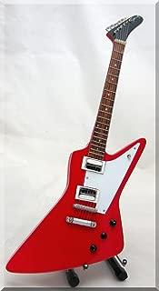 IZZI Sammy Hagar Miniature Guitar Gibson Explorer