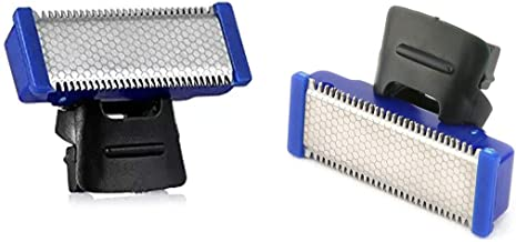 Replacement Head for Electric Shaver Cleaning Trimmer Head Solo Trimmer Micro Touches..