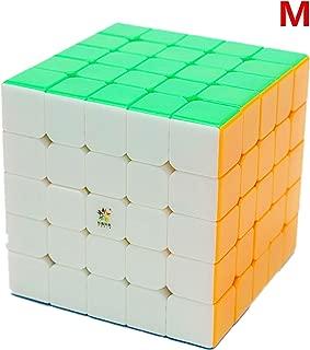 LiangCuber YuXin Little Magic 5x5 M Stickerless Speed Cube Yuxin Zhisheng Little Magic 5x5x5 Magnetic Cube Puzzle