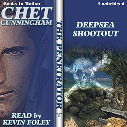 Deepsea Shootout audiobook cover art