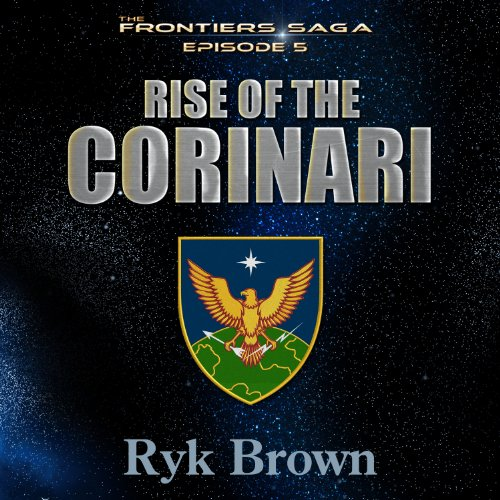 Rise of the Corinari audiobook cover art