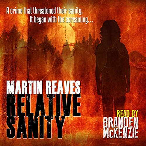 Relative Sanity audiobook cover art