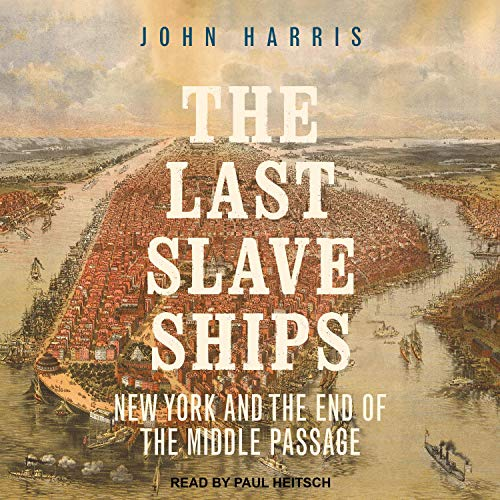 The Last Slave Ships cover art