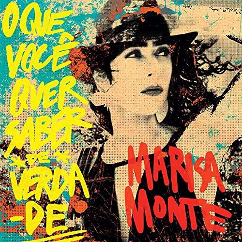 """Marisa Monte, LP """"O Que Você Quer Saber de Verdade"""" - Série Clássicos em Vinil"""