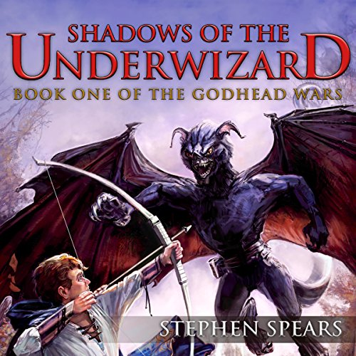 Shadows of the Underwizard audiobook cover art