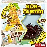 Mattel Games 52562 - Juegos y Juguetes de Habilidad/Activos (Multicolor, De plástico, Unisex, Caja, Eng)