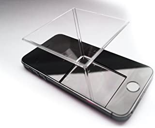 Spectre Hologram Smartphone Hologram Projector Suitable All Smartphones, Holographic Prism