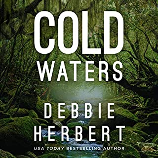 Cold Waters audiobook cover art