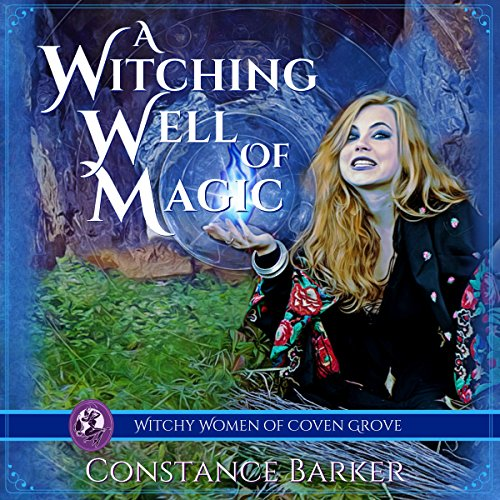 A Witching Well of Magic cover art