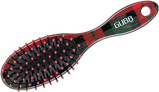 GUBB USA Scottish Oval Hair Brush Straightener For Men & Women Hair Volumizer (Small)