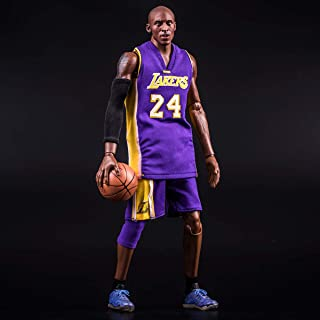 Keefe 1/6 Scale NBA Famous Star Kobe Bryant Action Figures