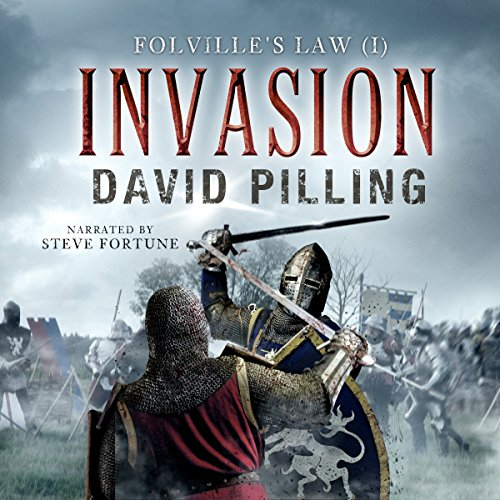 Folville's Law (I): Invasion audiobook cover art