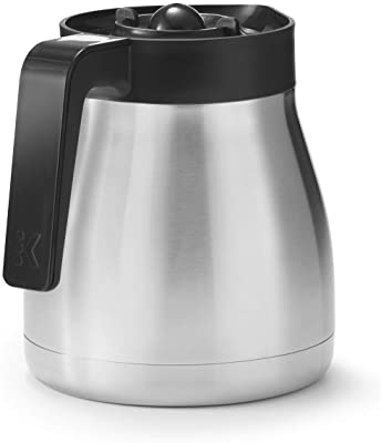 Keurig Stainless Steel Thermal Carafe, Exclusively Compatible with K-Duo Plus Coffee Brewer, Silver Finish