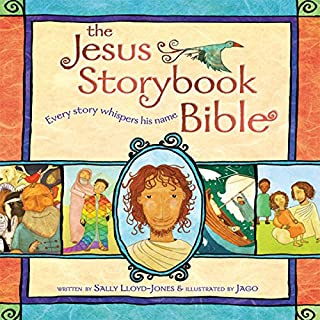 The Jesus Storybook Bible audiobook cover art