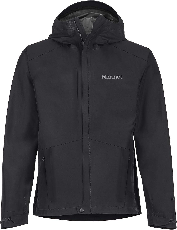 MARMOT mens Minimalist Lightweight Waterproof Rain Jacket