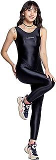 LEOHEX Xtraford - Mono sin costuras para mujer, pantalones de yoga, sexy, sin espalda, fitness, correr, entrenamiento, cue...