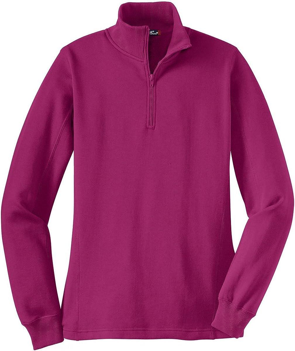 SPORT-TEK Choice Women's 1 Ranking TOP14 Zip Sweatshirt 4