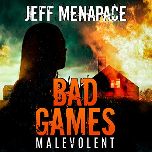 Bad Games: Malevolent audiobook cover art