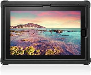 Lenovo Rugged Case - Boîtier de protection pour tablette - robuste - élastomère thermoplastique (TPE), polycarbonate de qu...