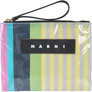Marni Women's Phmo0001q2p2740stc37 Multicolor Pvc Clutch