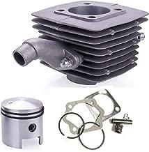 Xucus Thermostat for Yamaha 4-Stroke 2.5HP 4HP 8HP 15HP 30HP 40HP 50HP 60HP 70HP 80HP Outboard Motor 66M-12411-00-00 66M-12411-01-00