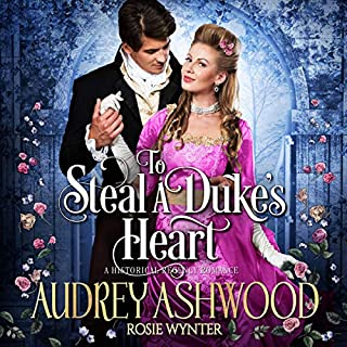 To Steal a Duke's Heart cover art