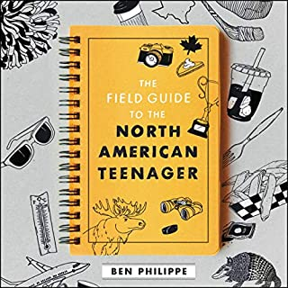 Page de couverture de The Field Guide to the North American Teenager