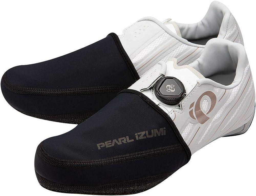 Black PEARL IZUMI AmFIB Cycling Toe Cover Large//X-Large