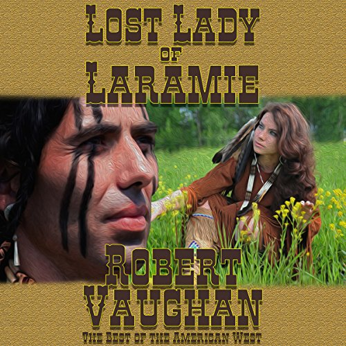 Lost Lady of Laramie audiobook cover art