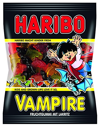 Haribo Vampire, 10er Pack (10 x 200 g)
