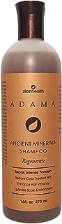 Adama Regenerate Shampoo Zion Health 16 fl oz Liquid