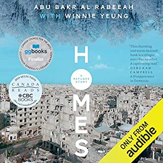 Homes     A Refugee Story              Written by:                                                                                                                                 Abu Bakr al Rabeeah,                                                                                        Winnie Yeung                           Length: Not yet known     Not rated yet     Overall 0.0