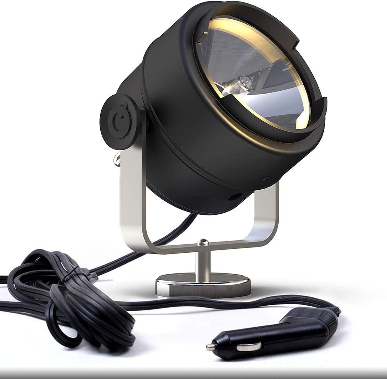 GOODSMANN Spotlight Search New sales Light 12V DC 1100 Genuine Lumen Work Ha
