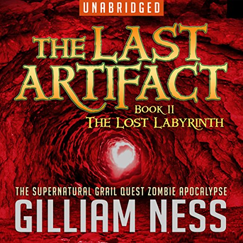 The Lost Labyrinth Audiobook By Gilliam Ness cover art
