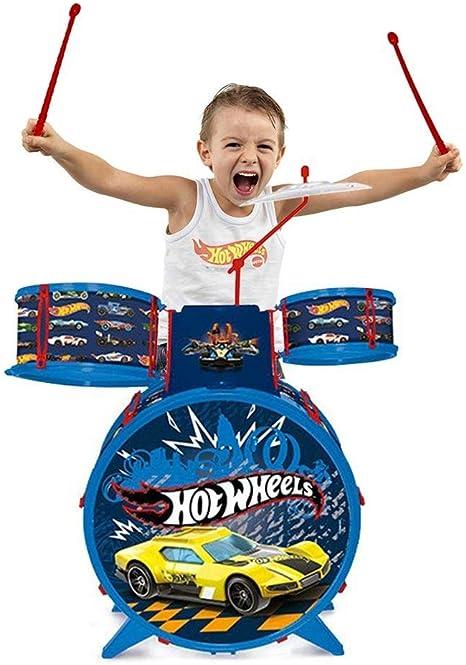 Hot Wheels Bateria Infantil Radical