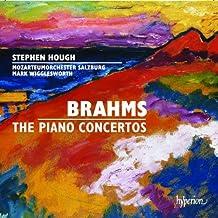 Brahms: Piano Concertos [Stephen Hough, Mark Wigglesworth] [Hyperion: CDA67961] by Stephen Hough (2013-11-28)