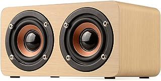 $115 » HOADIE Bluetooth Speaker, Portable Bluetooth Speaker, Stereo Sound and Deep Bass, 360° Full Surround Sound, Bluetooth 4.0,...