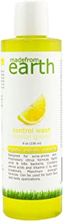 Made from Earth Control Acne Face Wash - Clears Breakouts and Oily Skin, 8oz