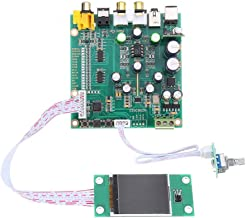 Electronic Module Q2M Audio DAC DSD Decoder Board Support IIS DSD Coaxial Fiber Input 384KHz DOP with OLED D5-001 ES9038 (...