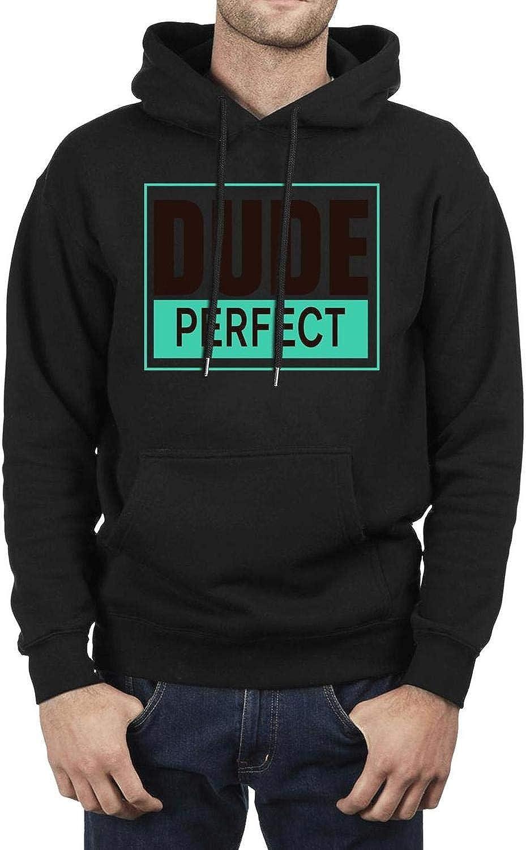 a948019b0 Men's Kangaroo Pocket Hooded Dude-Perfect-Art-Prints- Fleece Hoodie Hoodie  Hoodie Sweatshirt 950bf7