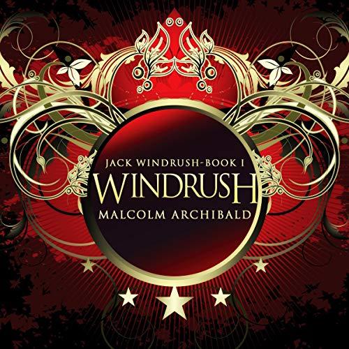 Windrush audiobook cover art