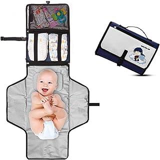 Cambiador Portátil de Pañales para Bebé - Kit Cambiador