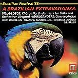 Villa-Lobos, H.: Choros No. 8 / Fantasia / Uirapuru / Nobre, M.: Convergencias (Brazil '88 - A Brazilian Music Extravanganza)