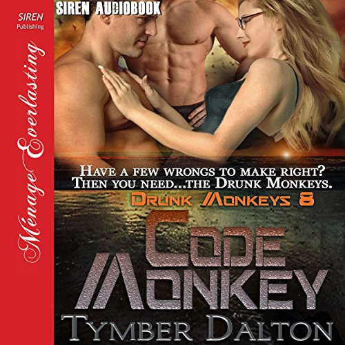 Code Monkey: Drunk Monkeys, Book 8 audiobook cover art