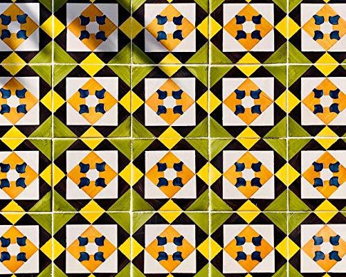 Pintar por NúMeros para Adultos Y NiñOs Kits De Regalo De Pintura Al óLeo DIY Arte De Lienzo Preimpreso DecoracióN del Hogar PatróN GeoméTrico Cuadrados De Colores