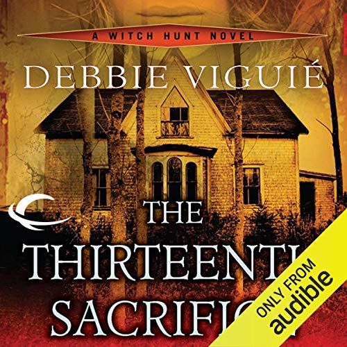 The Thirteenth Sacrifice audiobook cover art