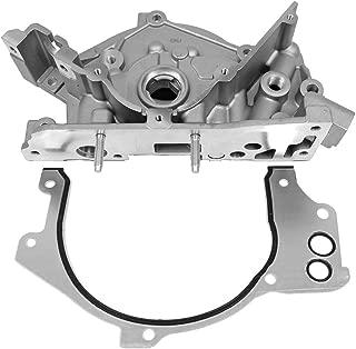 DNJ OP1156 Oil Pump for 2007-2011 / Chrysler, Dodge / 300, Avenger, Challenger, Charger, Grand Caravan, Journey, Nitro, Pacifica, Sebring / 3.5L, 4.0L / SOHC / V6 / 24V / VIN G, VIN M, VIN V, VIN X