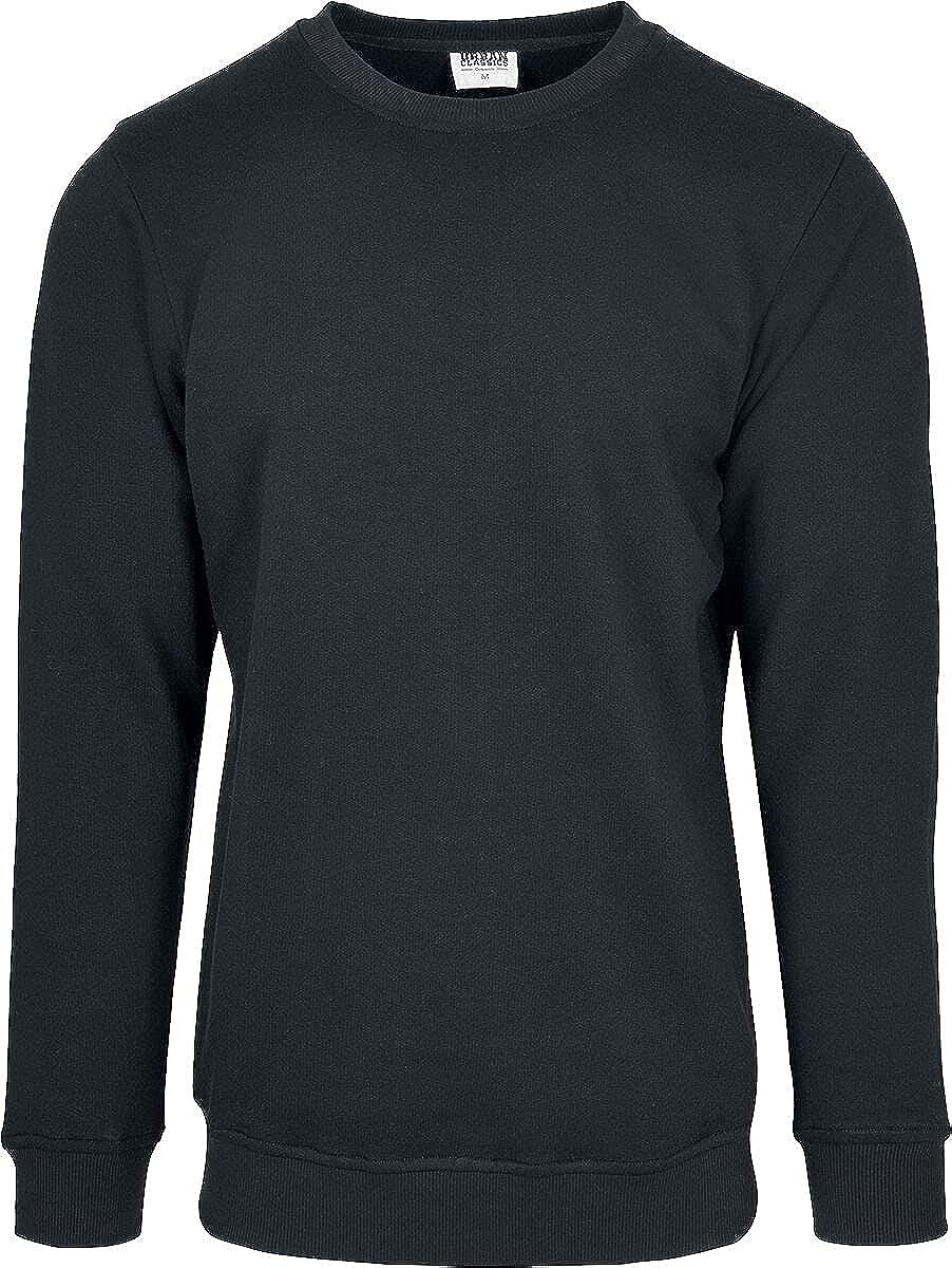 Urban Classics - Organic Bio-Cotton Crewneck Pullover